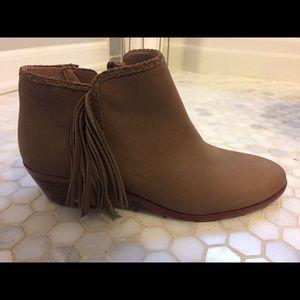 5f4db4b724079a Women s Sam Edelman Paige Fringe Boots on Poshmark
